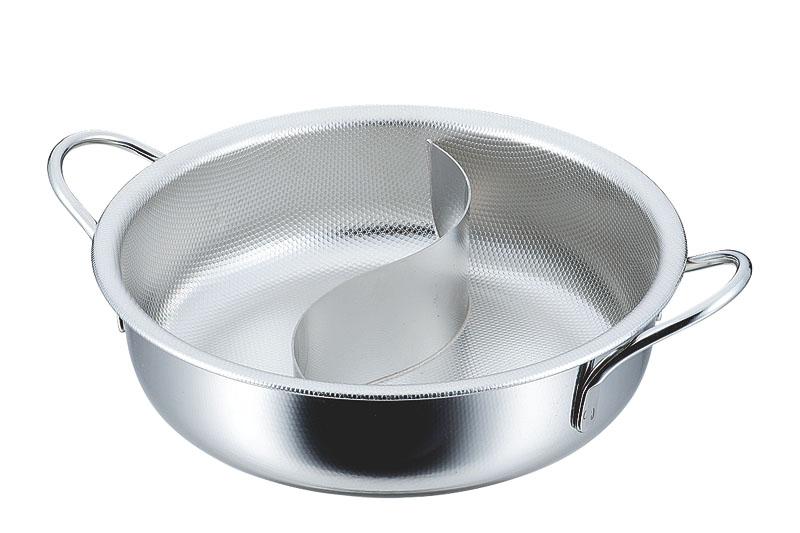 エンボス2槽火鍋