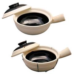 素焼砂鍋(サーコー)の取扱いについて