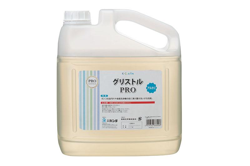 グリストルPRO(グリストラップ専用洗剤)
